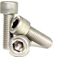 Stainless Steel Socket Head Cap Screws, National Coarse & Fine