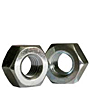 Heavy Hex Nuts, Zinc Plated Steel