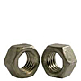 Hex Nuts, Grade 2, National Coarse, Hot Dip Galvanized