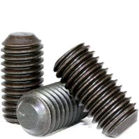 151-603-FLAT-POINT-SOCKET-SET-SCREWS--THERMAL-BLACK-OXIDE--ALLOY