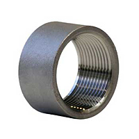 HALF COUPLING STAINLESS STEEL PIPE FITTING