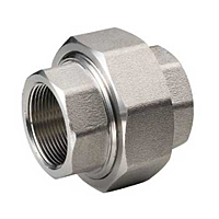 UNION STAINLESS STEEL PIPE FITTING