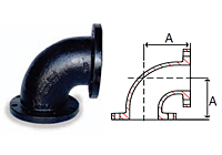 2102-flanged-ductile-cast-iron-90-elbow-a