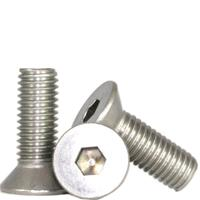 212-712 FLAT SOCKET CAP, STAINLESS STEEL 18-8