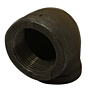 90 DEGREE ELBOW BLACK STEEL PIPE FITTING