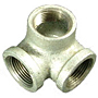 90 DEGREE ELBOW SIDE OUTLET GALVANIZED STEEL PIPE FITTING