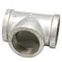TEE GALVANIZED STEEL PIPE FITTING