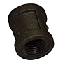 BANDED COUPLING BLACK STEEL PIPE FITTING