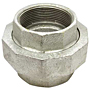 UNION GALVANIZED STEEL PIPE FITTING