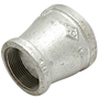 REDUCING COUPLING GALVANIZED STEEL PIPE FITTING
