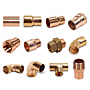 COPPER TUBE PIPE FITTINGS GROUP
