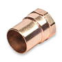 CF Adapter CxFPT, Copper Tube Fittings