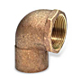 CF 90° Elbows CxFPT, Copper Tube Fittings