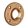 Companion Flanges, Threaded Bronze Pipe Fittings