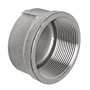 CAP STAINLESS STEEL PIPE FITTING