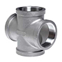 CROSS STAINLESS STEEL PIPE FITTING