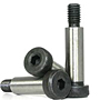 Non-Standard Socket Shoulder Screws, Black Oxide (1/4 in-10-24), (1/4 in-10-32), (5/16 in-1/4-20)