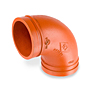 2248-90-elbow-standard-radius-grooved-fitting-painted-65e