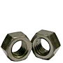 Hex Nuts, Grade 2, National Coarse & Fine, Plain Steel