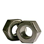 Heavy Hex Nuts, Plain Steel