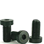 Low Head Socket Cap Screws, 10.9, Metric Coarse, Black Oxide (M3-0.50), (M4-0.70), (M5-0.80), (M8-1.25), (M12-1.75), (M16-2.00), (M20-2.50)
