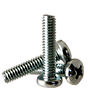 587 MACHINE SCREW PAN HEAD PHILLIPS ZINC