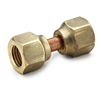 6006-PARKER-SAE-45-FLARED-FITTINGS-SWIVEL-NUT-VALVE-CONNECTOR-14FSV