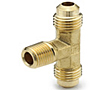 6014-PARKER-SAE-45-FLARED-FITTINGS-MALE-BRANCH-TEE-145F