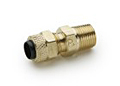 6149-PARKER-POLY-TITE-BRASS-FITTINGS-MALE-CONNECTOR-68P