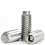 1/2 Dog Point Socket Set Screws, National Coarse & Fine