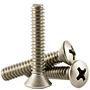 772 MACHINE SCREW, PHILLIPS OVAL HEAD STAINLESS STEEL 18-8